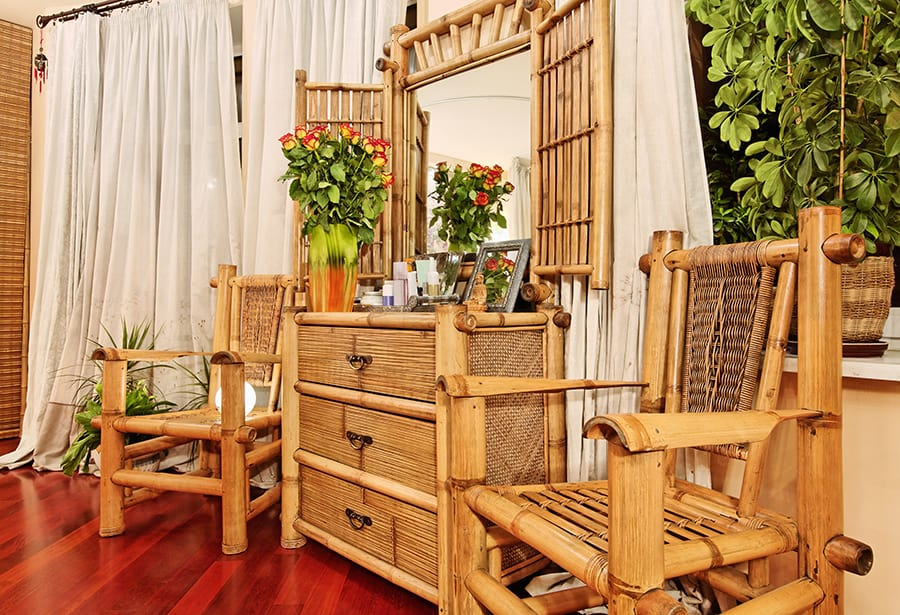 Painting Bamboo Furniture 13 Steps To, Can Bamboo Furniture Be Used Outdoors