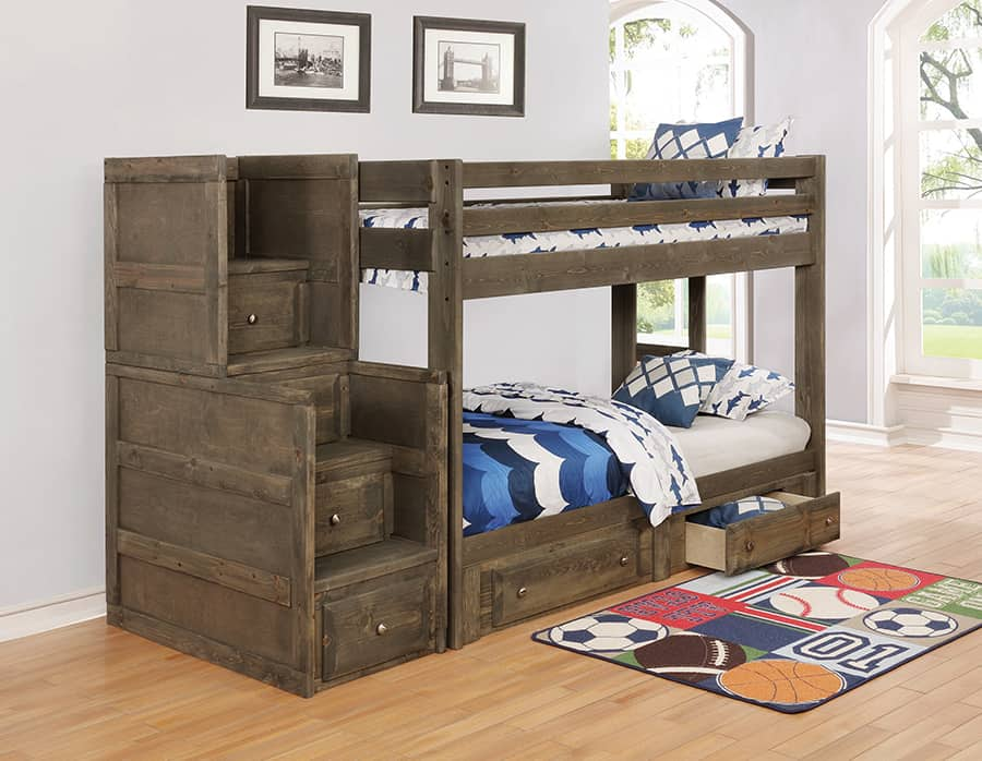 Can A Bunk Bed With Stairs Be Separated, Can You Turn A Regular Bunk Bed Into Loft