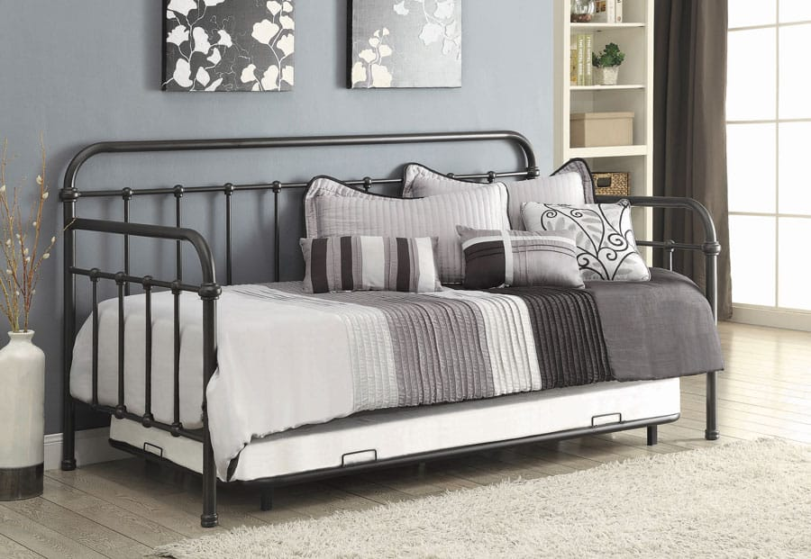 Hide Trundle Bed
