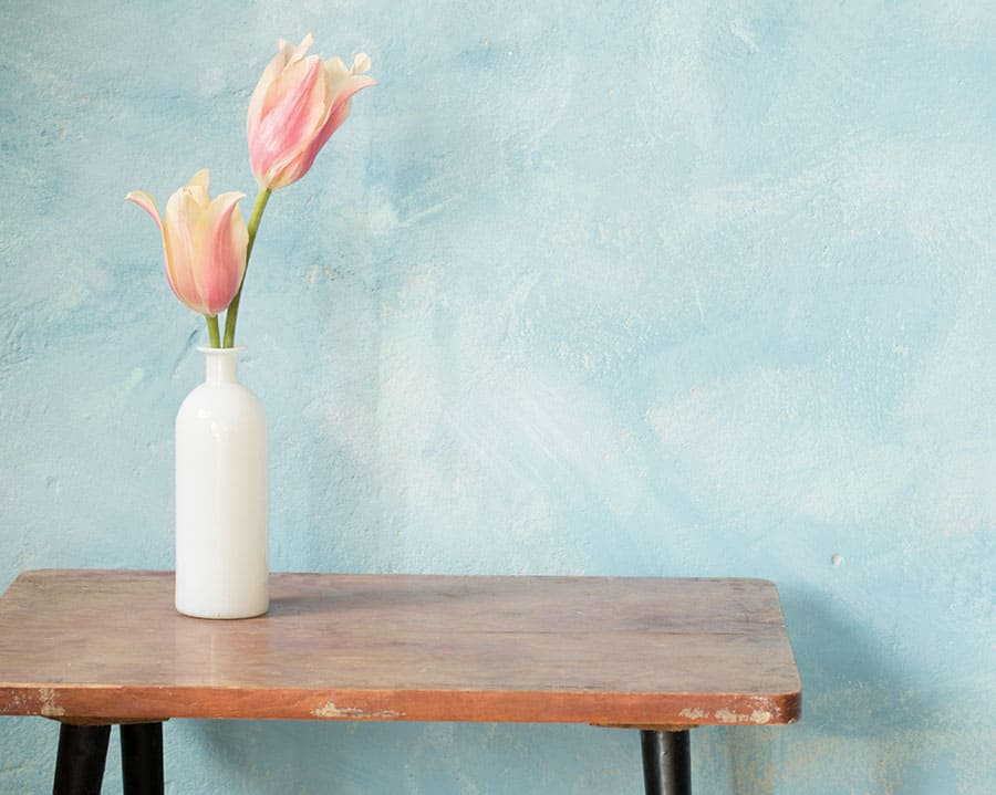 Chalk Paint Dining Table