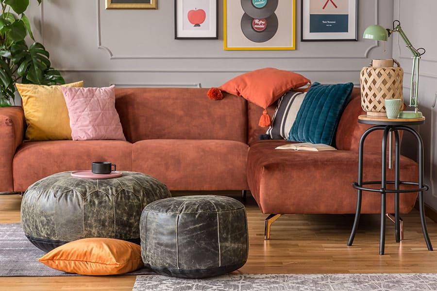 Non-Matching Furniture