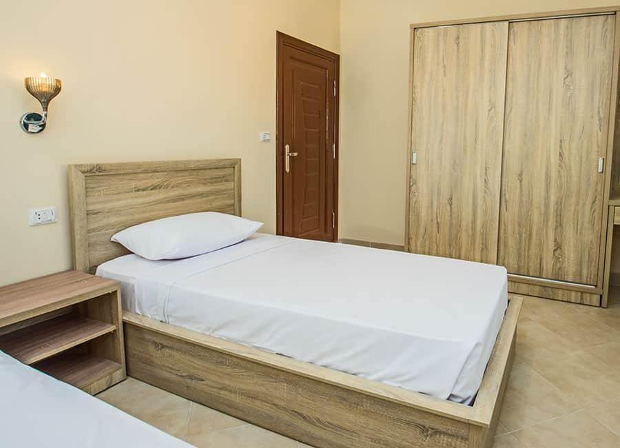 twin bed sleep