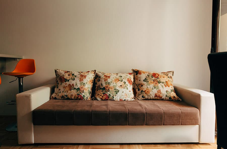 Futon vs. Convertible Sofa