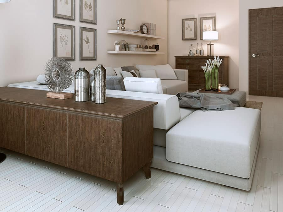 Sofa Tables Out of Style