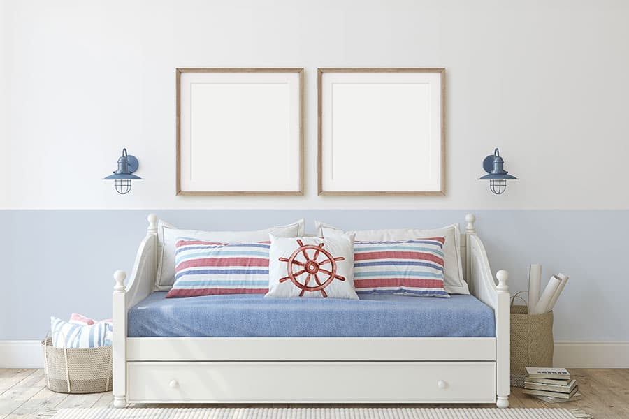 Coastal Style Daybed