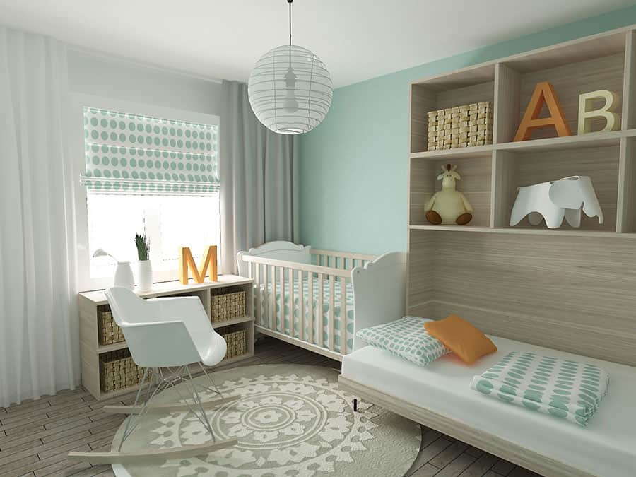 Nursery Furniture Daybed