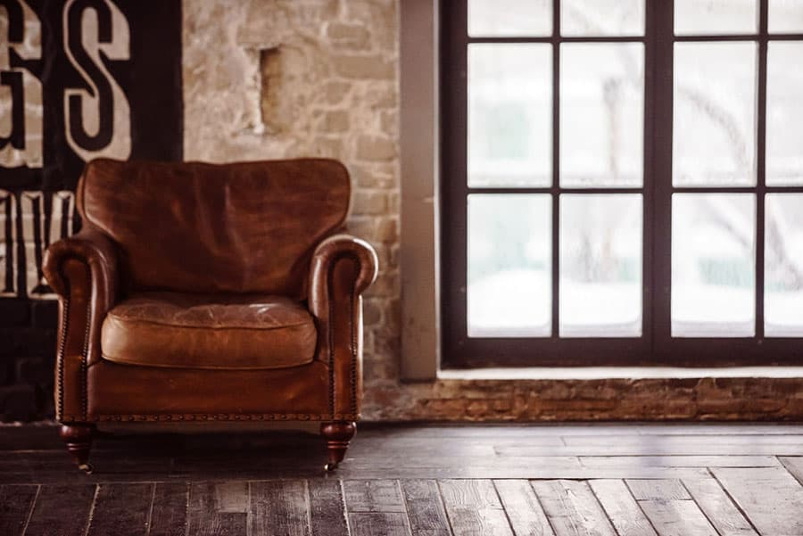 Upholster Furniture With Leather
