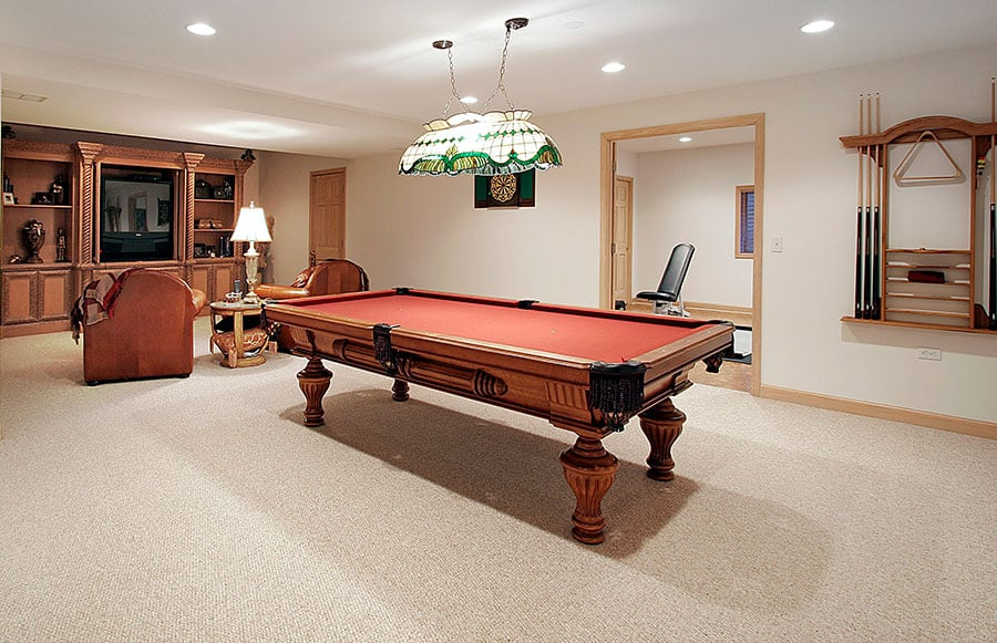 Are Pool Tables Slate