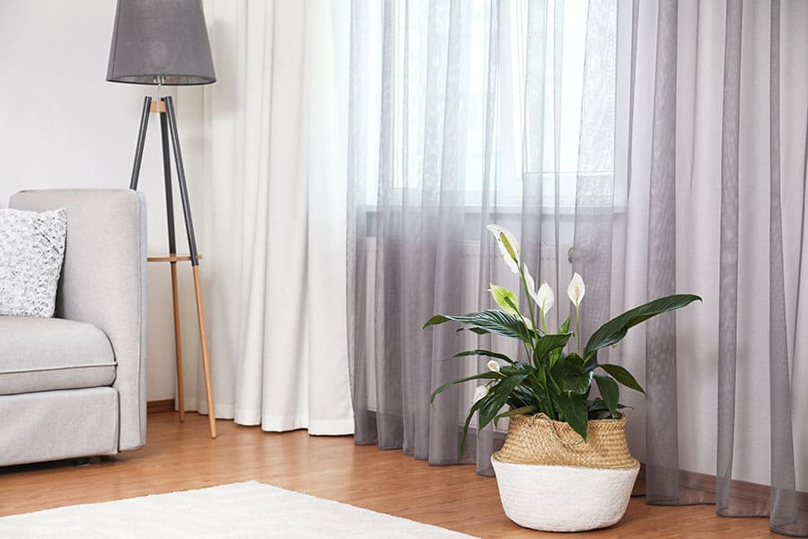 Curtains Keep A Room Cooler