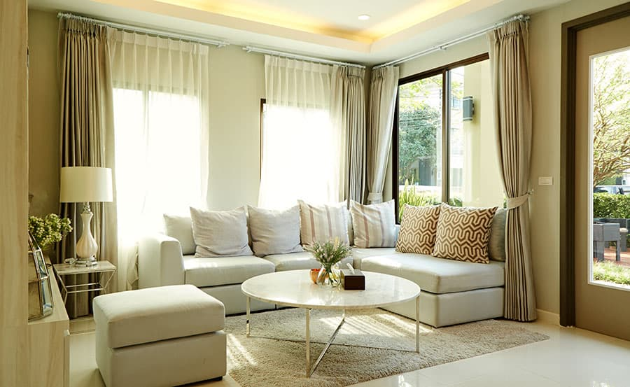 L-shaped Sectional Sofa