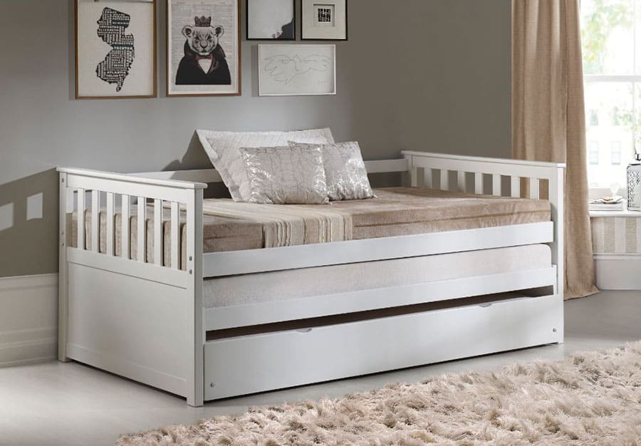 Pop-Up Trundle Beds Comfortable