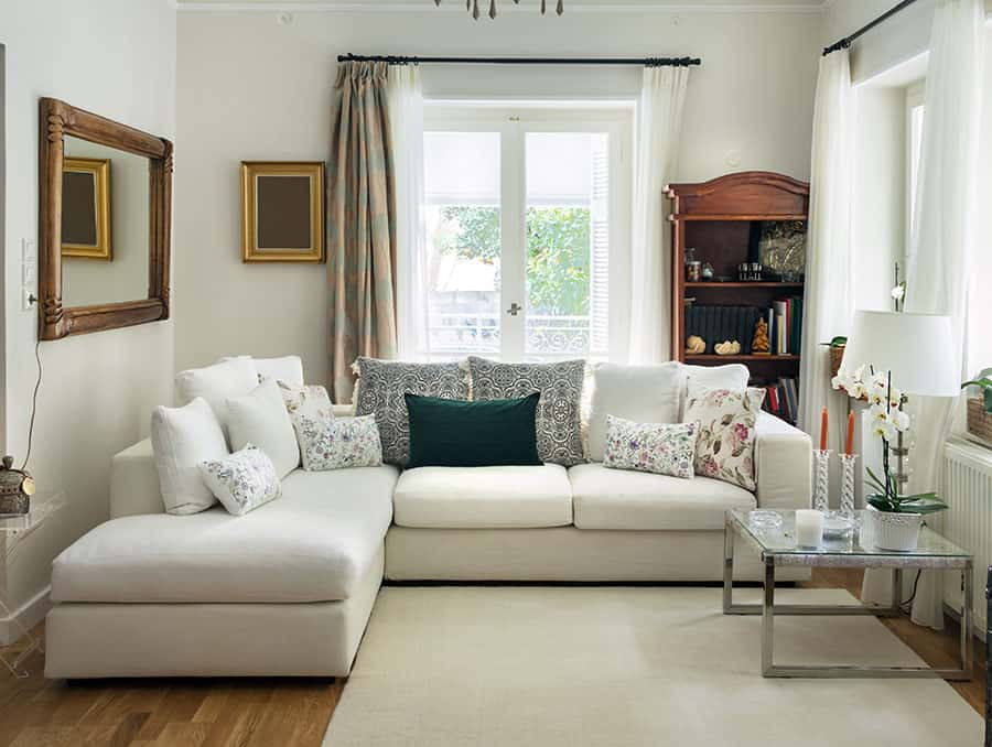 Sectional Sofa Together
