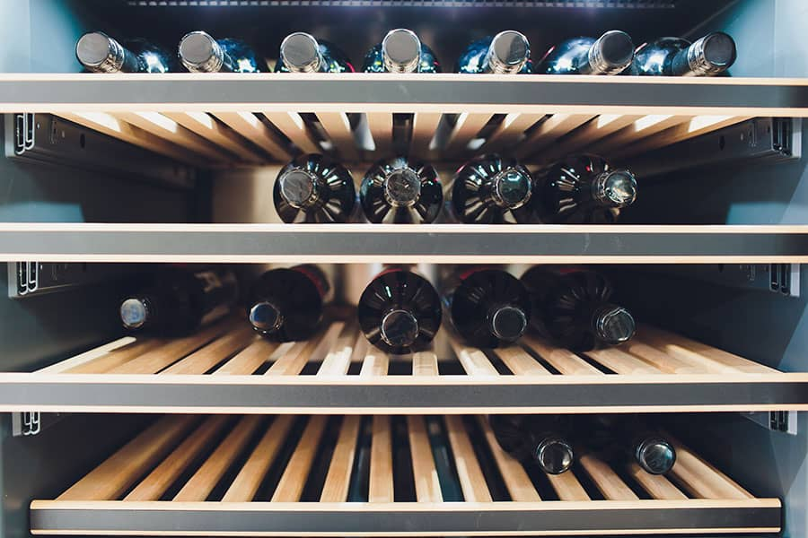 Wine Fridges Are So Expensive