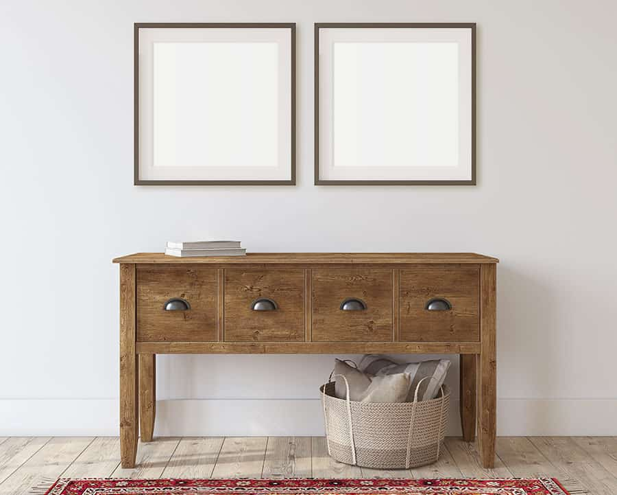 About Console Table