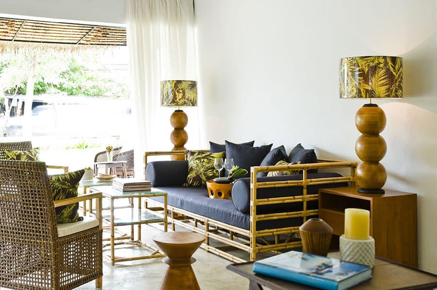 Bamboo Furniture Safe
