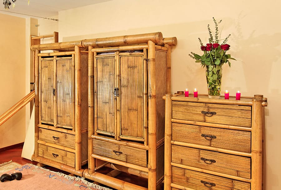 Bamboo Wood Good for Furniture