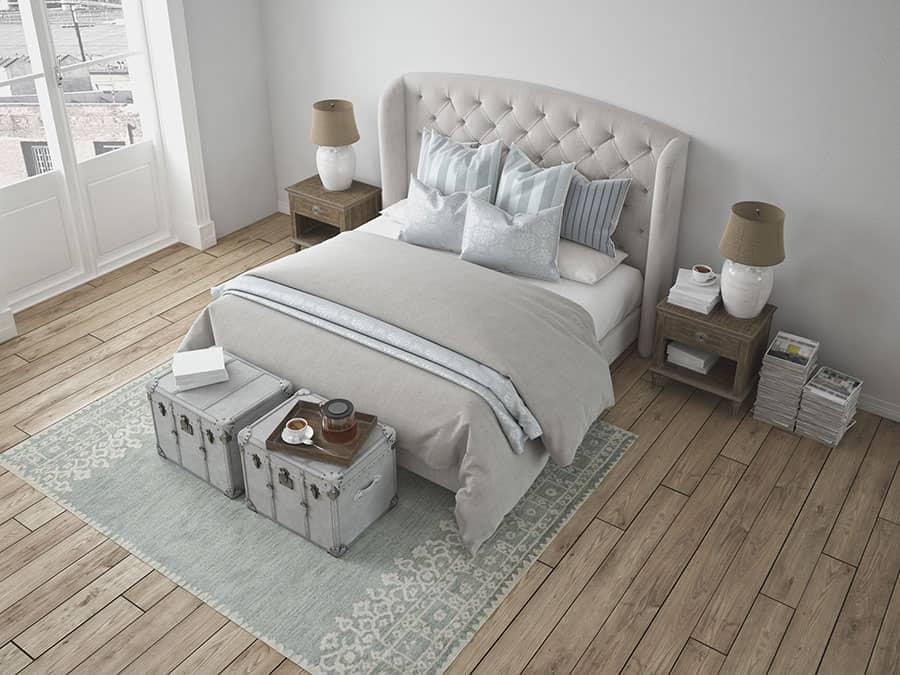 Bedroom Furniture Spacing