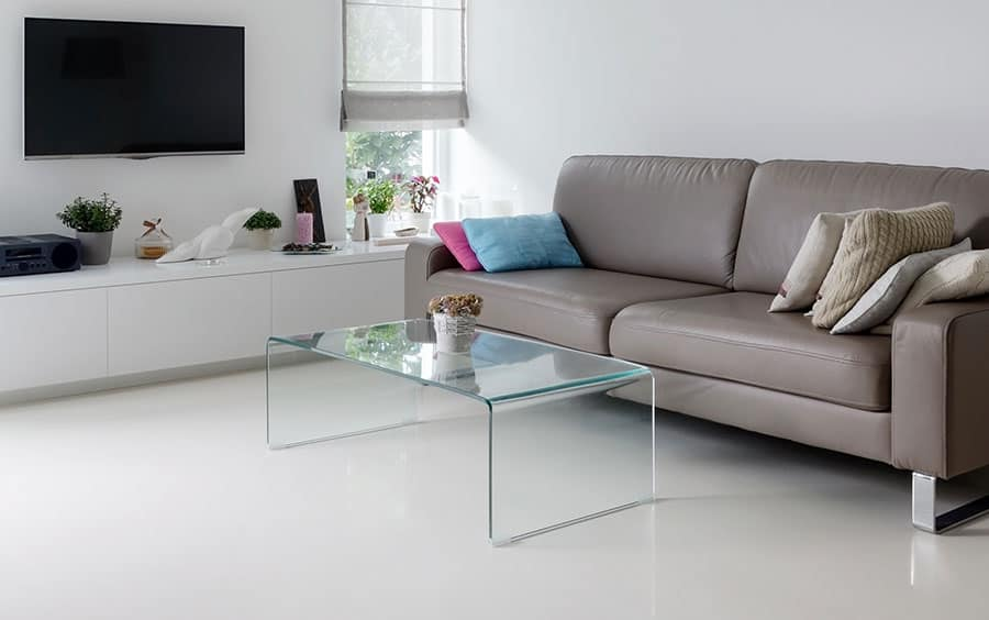 Coffee Tables Glass Tempered