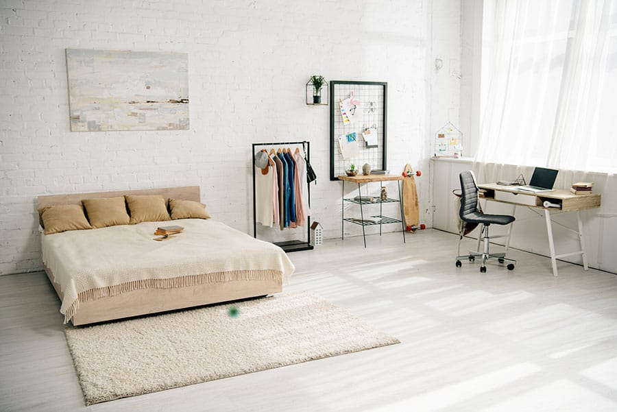 Desk Bedroom