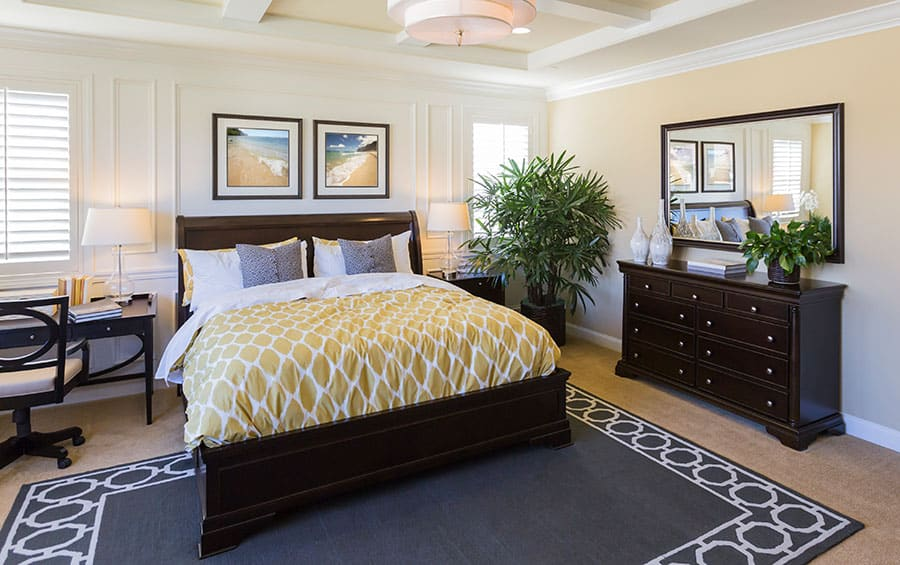 Dresser Be Placed in a Bedroom