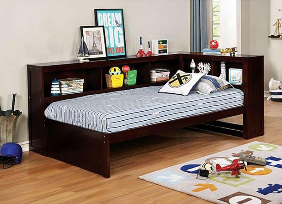 Platform Corner Bed