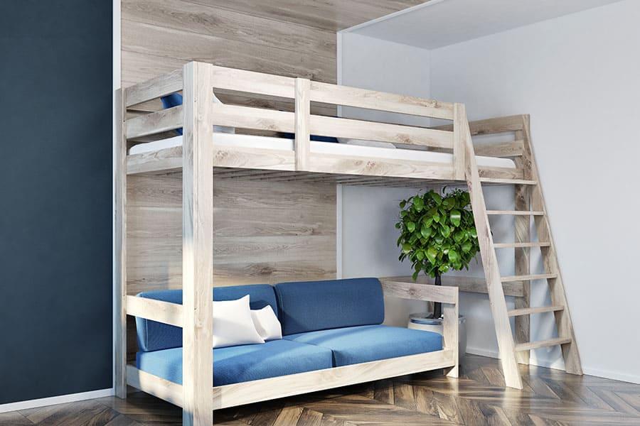 Best Age for Loft Beds