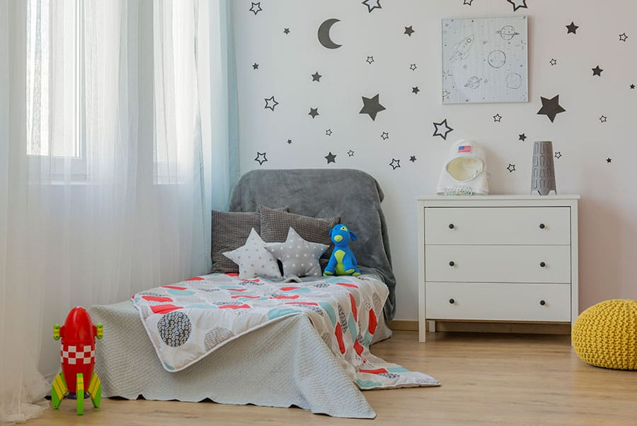 Choosing a Bed for a Seven-Year-Old