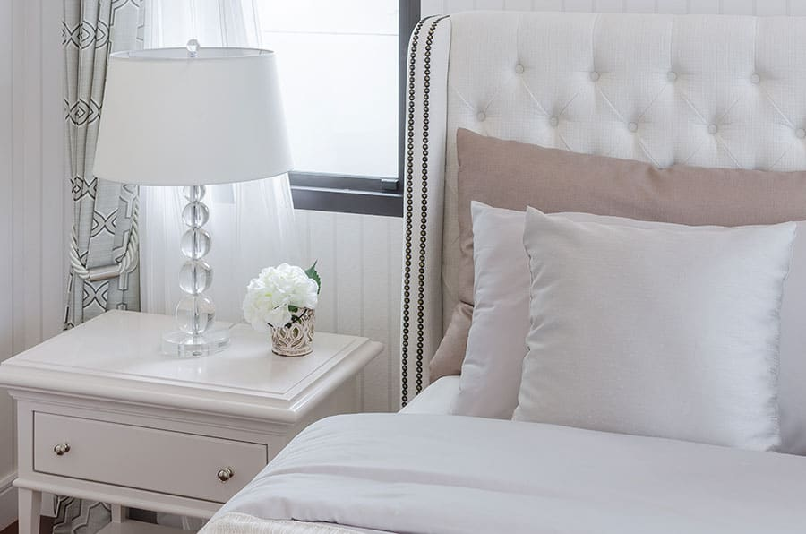 Determining What Nightstand Height You Need