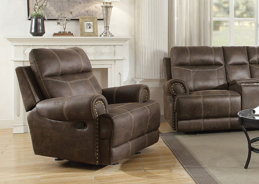 Recliner or Ottoman
