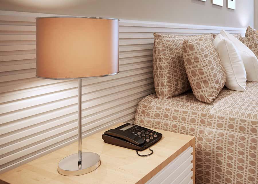 Round Lamp Shades