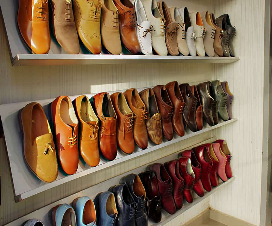 Ways To Store Your Shoes